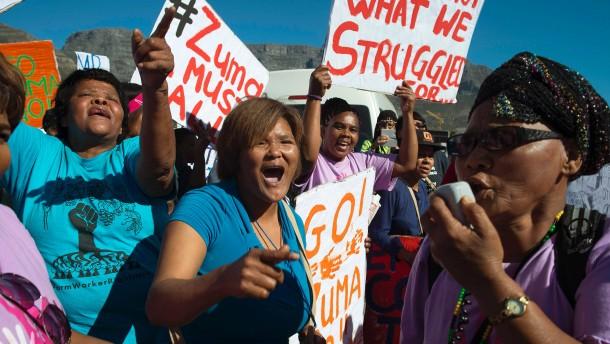KPMG-Manager in Südafrika räumen Posten