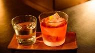 Wohl der einzige Drink, dessen Name auf einen Grafen zurückgeht: Der Negroni feiert in diesem Jahr seinen 100. Geburtstag.