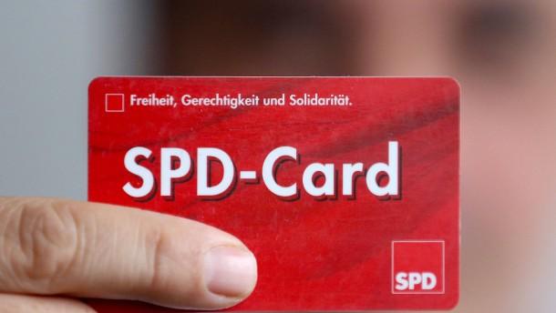 Die SPD verliert und verliert und verliert