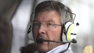 Er gilt als das Superhirn der Formel 1: Ross Brawn kehrt als strategischer Kopf der neuen Führung zurück.
