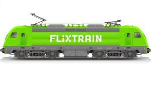 Flixbus attackiert die Bahn jetzt auch auf der Schiene