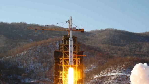 Nordkorea verfügt über genug Plutonium für zehn Atomwaffen