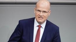 """Union-Fraktionschef Brinkhaus: """"Es geht darum, dass wir Weihnachten retten"""""""
