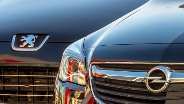 GM erhält 2,2 Milliarden Euro für Opel