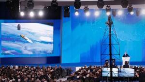 Explodierte Putins Superwaffe?