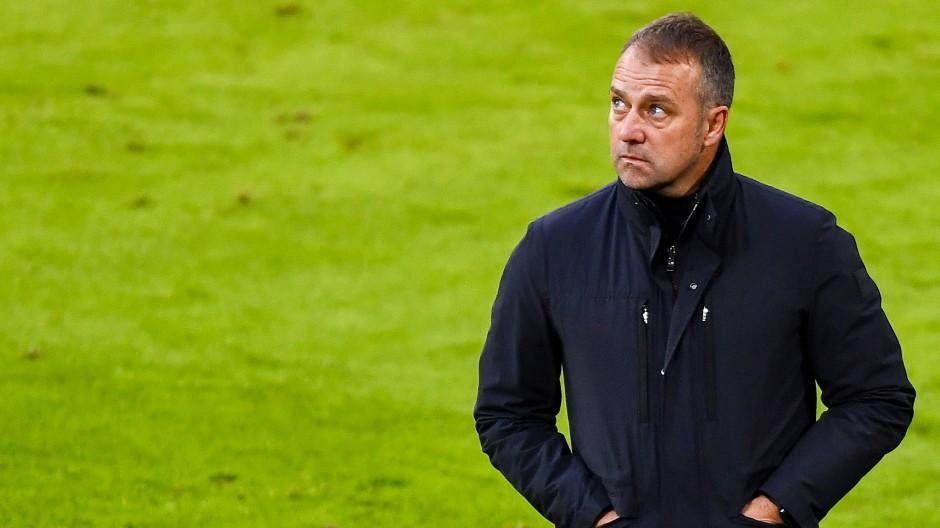 Er will gehen: Hansi Flick, seit November 2019 Cheftrainer beim FC Bayern.