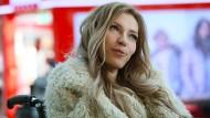 ESC-Teilnehmerin Julia Samoilowa: Die Ukraine hatte der Russin wegen eines Auftritts auf der Schwarzmeer-Halbinsel Krim die Einreise verboten.