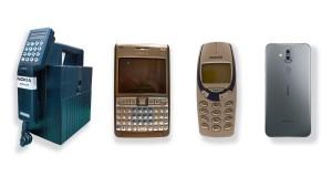 Nokias Weg vom Handy zum Smartphone