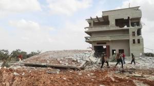 IS-Anführer soll bei amerikanischem Angriff ums Leben gekommen sein