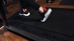 US-Fitnessgerätehersteller Peloton ruft 125.000 Laufbänder zurück
