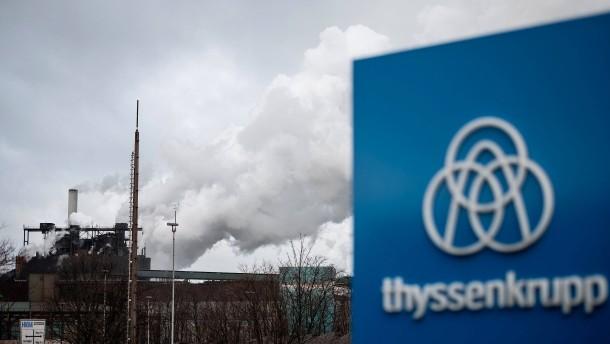 Thyssen News Aktuell