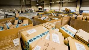 Versandhändler beklagen unfaire Wettbewerbsnachteile