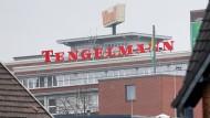 Die ehemalige Tengelmann-Zentrale in Mülheim an der Ruhr