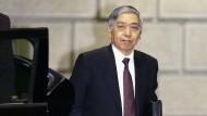 Japans Notenbank führt negativen Zinssatz ein