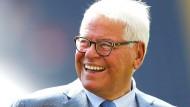 """""""Absolutes Highlight"""": Wolfgang Steubing erlebt seine glücklichste Zeit mit der Eintracht in 60 Jahren."""