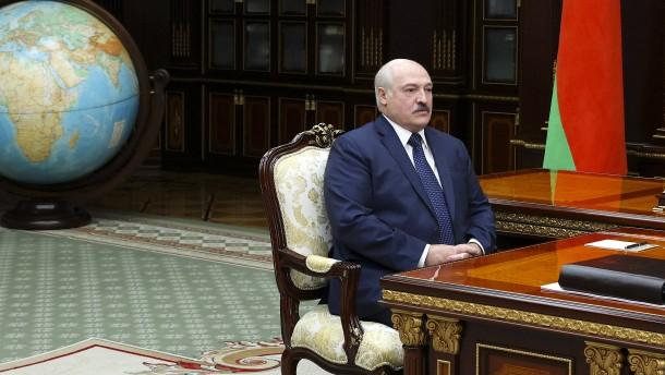 Lukaschenko schließt Grenze zur Ukraine