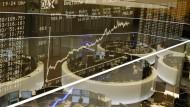 Die Börse setzt auf Europa