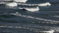 Auf dem Meer kann es einsam werden.