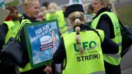 Gewerkschaft UFO plant Streiks bei Eurowings