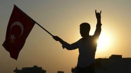 Wie die Militäroffensive Erdogan innenpolitisch nützt