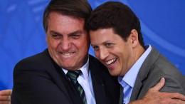 """Bolsonaro verliert einen weiteren """"Hardliner"""""""