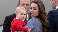 Kate Middleton mit Babybauch