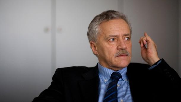 Verfassungsschutz-Präsident Fromm tritt zurück