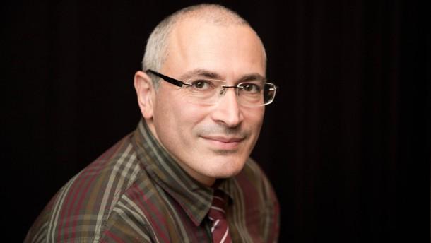 Chodorkowskij freut sich über Yukos-Urteil
