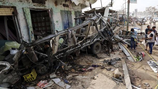 UN-Ermittler werfen Saudi-Arabien Kriegsverbrechen vor