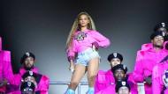 Aus Gründen kämpferisch: Beyoncé