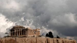 Griechenland gilt weiter als korruptestes Land in Europa