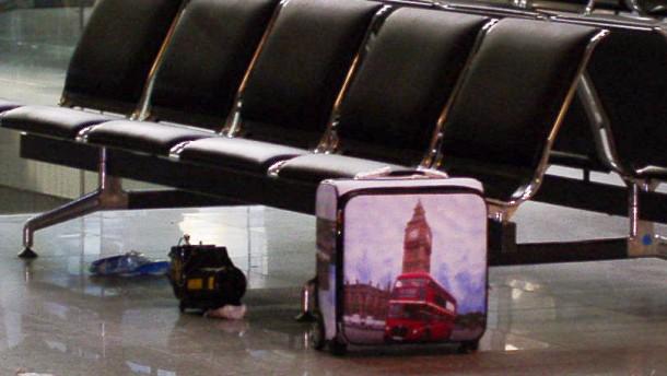 Polizei identifiziert Gepäckdieb