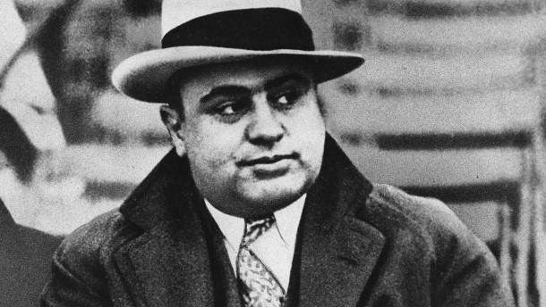 Besitz von Al Capone kommt unter den Hammer
