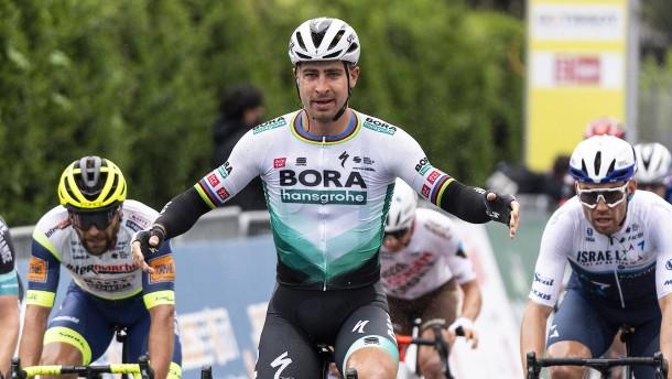 Sagan schnappt sich Sieg auf erster Etappe