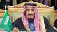 König von Saudi-Arabien: Salman Bin Abdalaziz Al Saud
