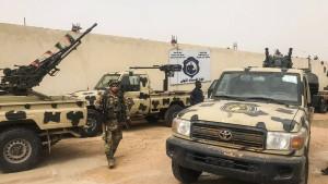 Maas und Guterres wollen Eskalation in Libyen verhindern