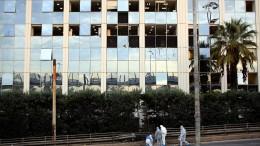 Anschlag auf griechischen Fernsehsender