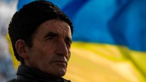 Krim-Tataren stimmen für Autonomie