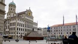 Rathäuser in mehreren deutschen Städten geräumt