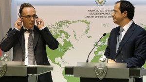 Maas fordert Türkei zur Deeskalation auf
