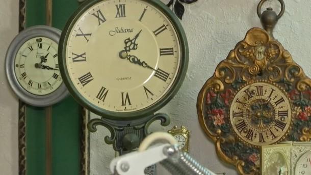 Herausforderung für Uhrensammler