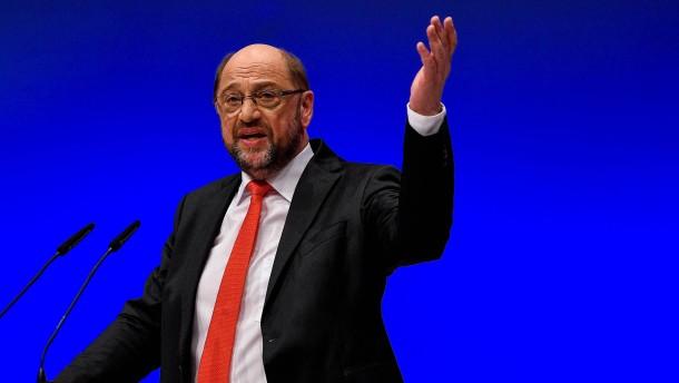 Was bringt uns Schulz?