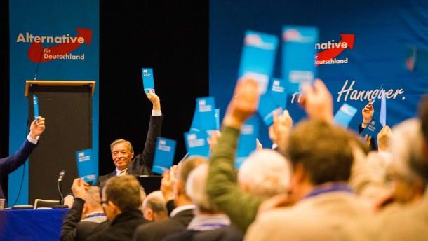 Wer sind die Bundestagskandidaten der AfD?