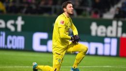 Werder spät frustriert