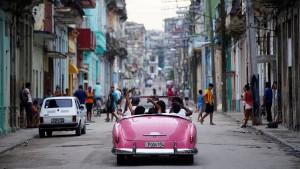 Kuba testet ein bisschen Markt