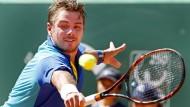Stan Wawrinka gilt als einer der geheimen Favoriten bei den French Open.