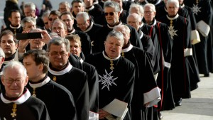 Eine Kampfgruppe gegen den Papst?