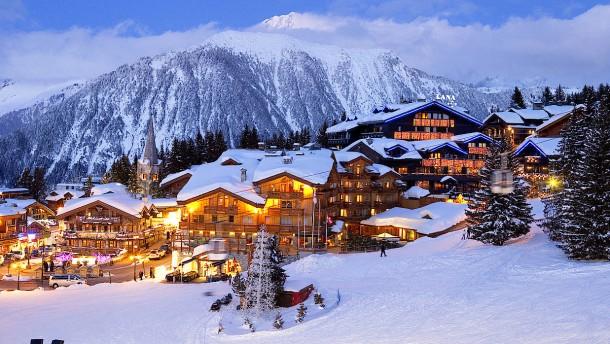 Ski-Chalets in den Alpen immer teurer