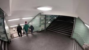 Berliner Polizei zieht Meldung über U-Bahn-Angriff zurück