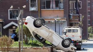 Tornado verwüstet Stadt im Nordosten Chinas